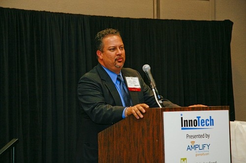 Innotech Chairperson, Andres Carvallo, CIO Austin Energy
